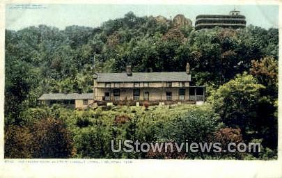 Craven House  - Lookout Mountain, Tennessee TN Postcard