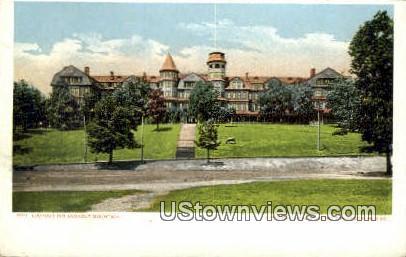 Lookout Inn  - Lookout Mountain, Tennessee TN Postcard