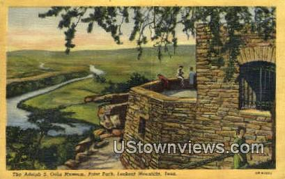 The Adolph S Ochs Museum Point Lookout  - Lookout Mountain, Tennessee TN Postcard
