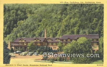 New Gatlinburg Inn - Tennessee TN Postcard