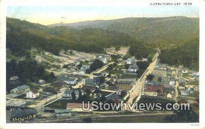 Cumberland Gap, TN,, Cumberland Gap, Tenn, Tennessee Postcard