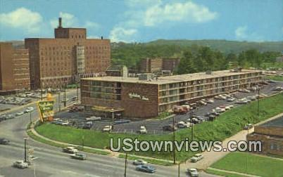 Holiday Inn - Knoxville, Tennessee TN Postcard