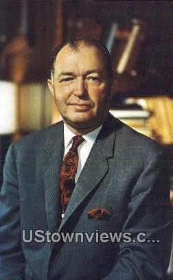 Buford Ellington Govenor of Tennessee - Misc Postcard