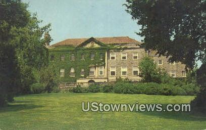 Cheekwood, Botanical & Fine Arts Center - Misc, Tennessee TN Postcard