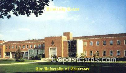 University of Tennessee - Misc Postcard