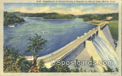 Norris Lake - Tennessee TN Postcard