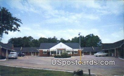 Magors Motel - Kingsport, Tennessee TN Postcard