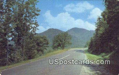 Bull Head & Balsam Point - Knoxville, Tennessee TN Postcard