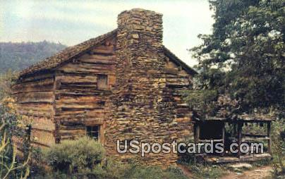 Walker Sisters Cabin - Great Smoky Mountains National Park, Tennessee TN Postcard