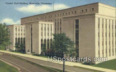 Cordell Hull Building - Nashville, Tennessee TN Postcard