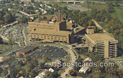 Holston Valley Community Hospital - Kingsport, Tennessee TN Postcard