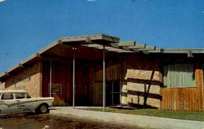 Nelson Puett and Associates - Austin, Texas TX Postcard