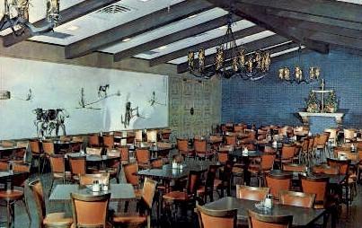 Underwoods Bar-B-Q Cafeteria - Amarillo, Texas TX Postcard