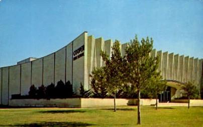 Cooper High School - Abilene, Texas TX Postcard