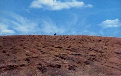 Enchanted Rock - Fredricksburg, Texas TX Postcard