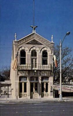 Old Bakery and Emporium - Austin, Texas TX Postcard