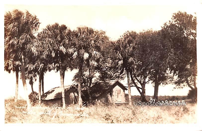 Most Southern Point in US - Brownsville, Texas TX Postcard