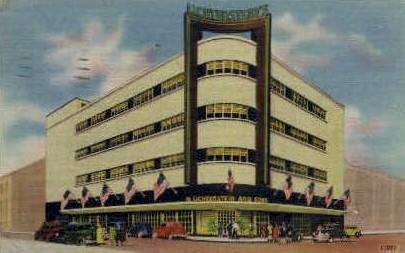 Department Store - Corpus Christi, Texas TX Postcard