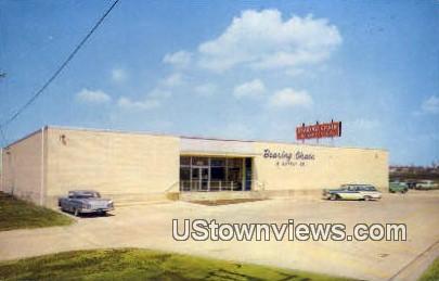 Bearing, Chain & Supply Co - Dallas, Texas TX Postcard