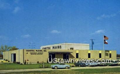 Costal Plains Inc - Dallas, Texas TX Postcard