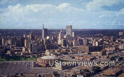 Metropolitan Center - Dallas, Texas TX Postcard