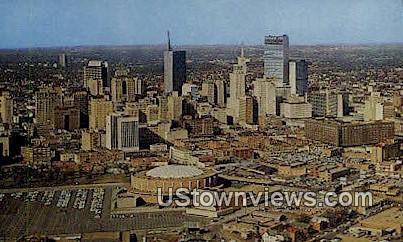 Southland Center - Dallas, Texas TX Postcard