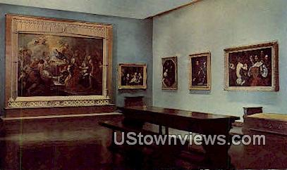 Dalls Museum of Fine Arts - Dallas, Texas TX Postcard