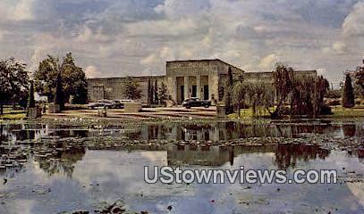 Dallas Museum of Fine Arts - Texas TX Postcard