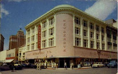 Newberry's Corner - El Paso, Texas TX Postcard