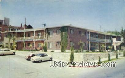 Royal Arms Hotel - El Paso, Texas TX Postcard