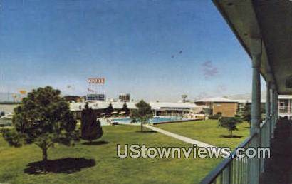 Rodeway Inn - El Paso, Texas TX Postcard