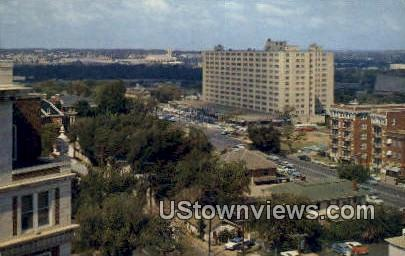 Westchester House Apartments - Fort Worth, Texas TX Postcard