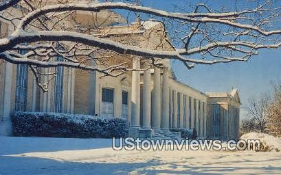 Southwestern Baptist Theological Seminary - Fort Worth, Texas TX Postcard