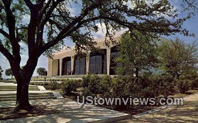 Amon Carter Museum of Western Art - Fort Worth, Texas TX Postcard