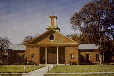 St. Peter The Apostle Catholic Church - Houston, Texas TX Postcard