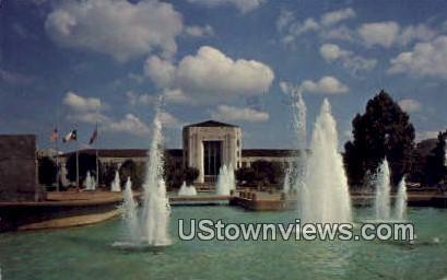 University of Houston, Central Campus - Texas TX Postcard