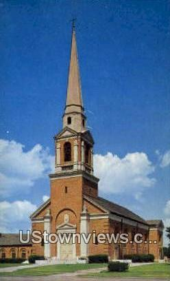 First Presbyterian Church - Houston, Texas TX Postcard