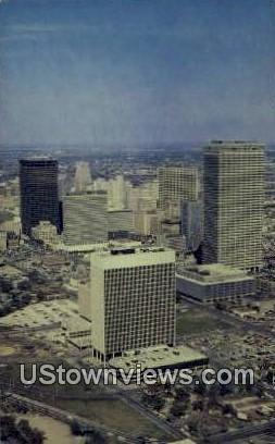 Houston, Texas      ;     Houston, TX Postcard