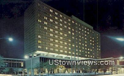 The Whitehall - Houston, Texas TX Postcard