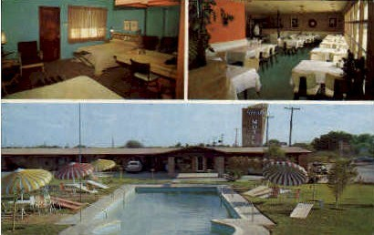 Best Western Hotels - Laredo, Texas TX Postcard