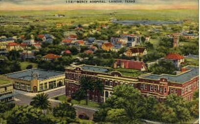 Mercy Hospital - Laredo, Texas TX Postcard