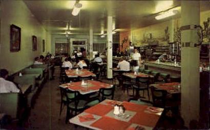 Moody's White Kitchen - McAllen, Texas TX Postcard