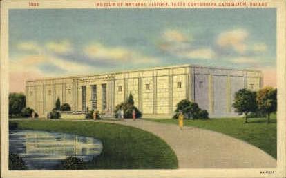 Texas Centennial Exposition 1936 - Dallas Postcard