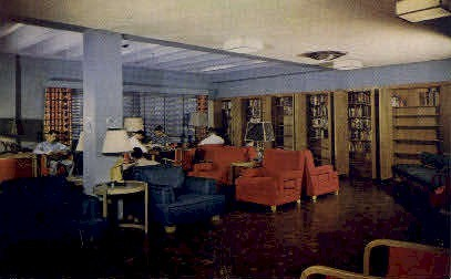 Browsing Library - Misc, Texas TX Postcard