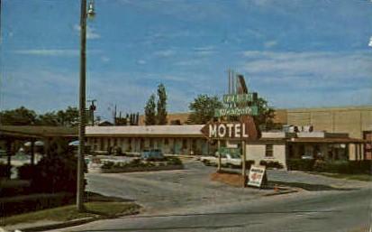 Westgate Motel - Odessa, Texas TX Postcard