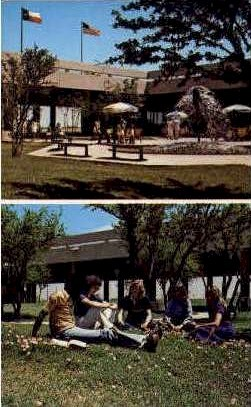 The University Of Texas  - Odessa Postcard