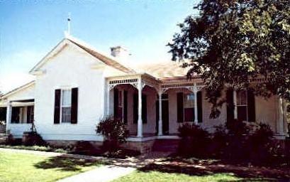 Johnson City, Texas, TX Postcard