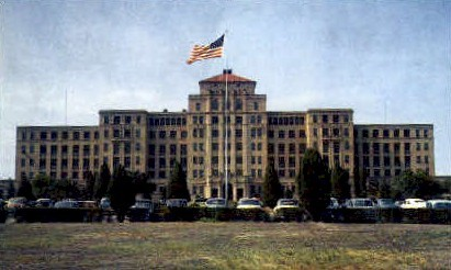 Brooke General Hospital  - San Antonio, Texas TX Postcard