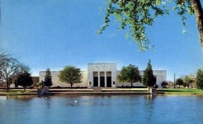 Dallas Museum of Fine Art - Texas TX Postcard