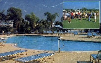 Tropic Star Park - Pharr, Texas TX Postcard